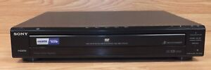FOR-PARTS-Genuine-Sony-DVP-NC85H-5-Disc-DVD-CD-Changer-HDMI-Ready-READ