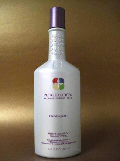 PUREOLOGY PURIFY SHAMPOO 10.1 OZ