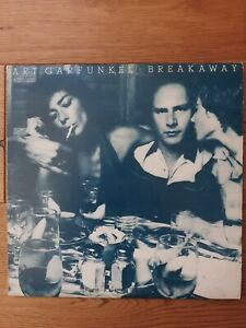 Art Garfunkel ‎– Breakaway CBS ‎86002 Vinyl, LP, Album, Repress