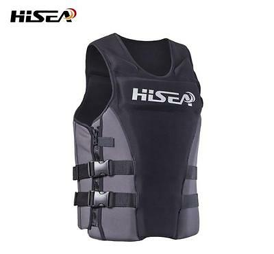Neoprere Life Jacket  Surfing, Fishing, Rafting Water Sports Floating Vest