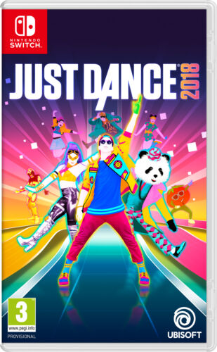 1 of 1 - Just Dance 2018 SWITCH