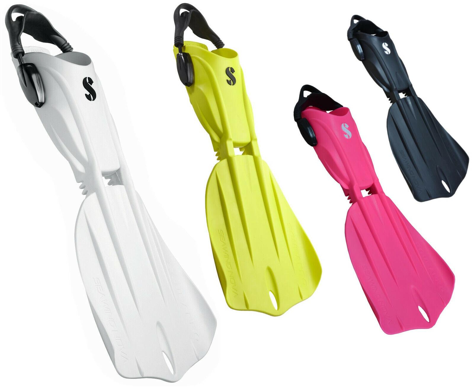 Scubapro SEAWING NOVA Geräteflosse Fersenbandflosse NEU vom Fachhandel