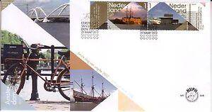 Nederland-FDC-648-Bezoek-Amsterdam