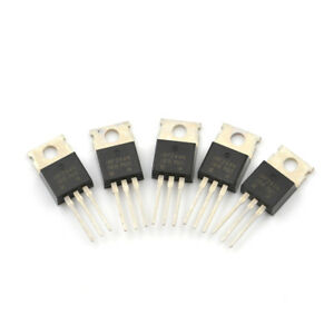 5x-55V-49A-TO-220-IRFZ44N-IRFZ44-Power-Transistor-MOSFET-N-Channel-SPIJ