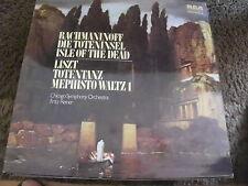"""12"""" Serge Rachmaninoff - Die Toteninsel ------"""