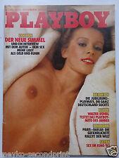 Playboy - D 1/1983,  Barbara Bach, Sylvia Kristel, Dolly Parton, Cristina Keller