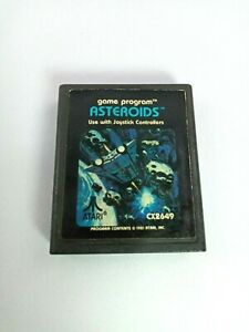 Atari 2600 Asteroids Game XS2649