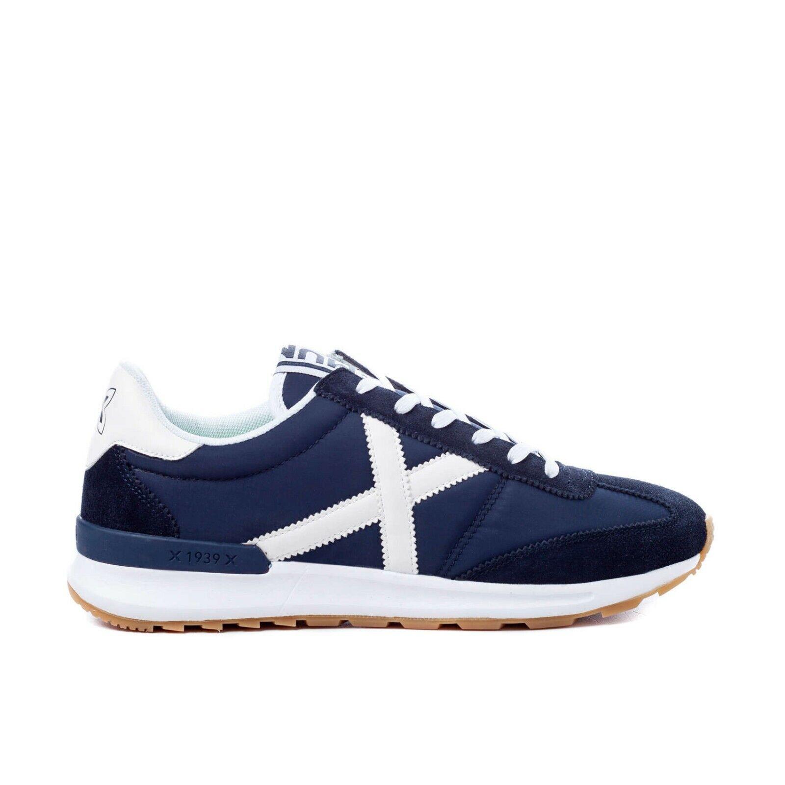 Munich - Men's shoes Sport Dynamo Dynamo Dynamo bluee 870003 Ss19 de7004