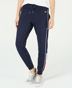 New-Womens-Tommy-Hilfiger-Ladies-Joggers-Sweatpants-Yoga-Gym-Athletic-Sport-Pant