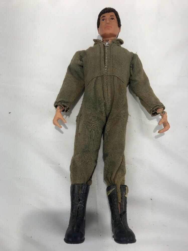 1964 GI Joe Vintage Hasbro Advenure Team Talking Man of Action Made In Canada