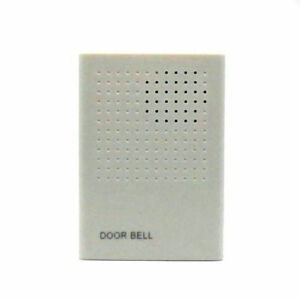 Miraculous 12V Buzz Wired Doorbell Door Bell No Install Battery For Access Wiring 101 Ferenstreekradiomeanderfmnl