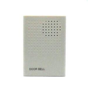Astonishing 12V Buzz Wired Doorbell Door Bell No Install Battery For Access Wiring 101 Capemaxxcnl