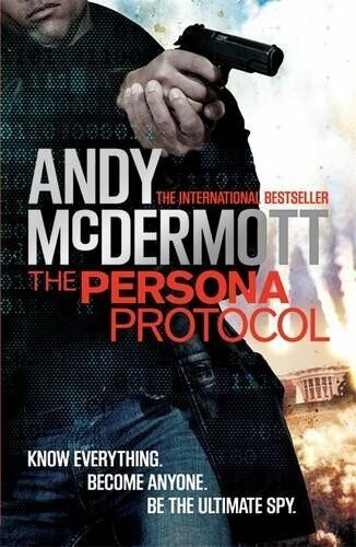 1 of 1 - The Persona Protocol by McDermott, Andy 0755380703 The Cheap Fast Free Post