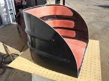 "20"" Jet Boat V-drive Fiberglass Circle Boat Bucket Seats"