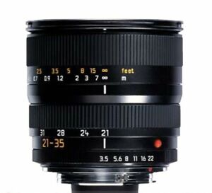 Brand New Leica Vario-Elmar-R 21-35mm F3.5-4 ASPH ROM Wide Zoom Lens R8 R9 11274