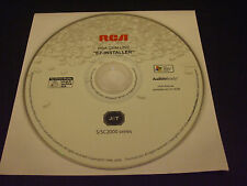 "RCA Gem Line ""EZ-INSTALLER"" Jet S/SC2000 Series mp3/wma/aa Software"