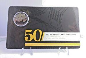 2015-50-Cent-Coin-UNC-50th-Anniversary-of-Ram-World-Money-Fair-Berlin-Over-Print