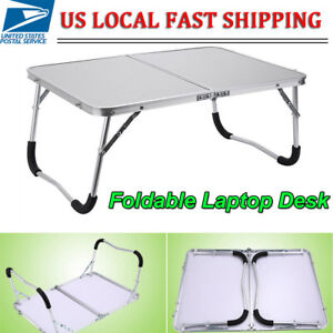 Portable-Folding-Lap-Desk-PC-Laptop-Notebook-Bed-Table-Stand-Tray-Adjustable