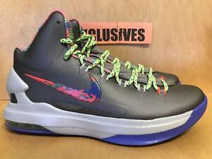 f0ea81d71ba9 Nike KD V 5 Splatter Kevin Durant 554988-007 Size 10.5 and 11