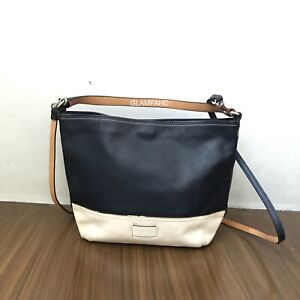 Pre-Owned-Authentic-COACH-Sling-Bag-2-Way-Bag