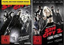*FSK18* Sin City 1 & 2 dvd I + II Set,1 und 2 deutsch, Dvds , A Dame to Kill for