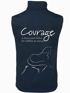 HEELS-DOWN-CLOTHING-034-COURAGE-034-2-TONE-VEST-MANY-COLOURS-AND-SIZES