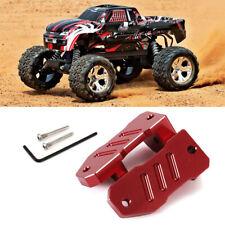2 Pcs Red CNC 30 Degree Caster Blocks for Traxxas Stampede Rustler 2WD Slash US