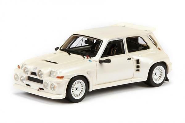 Schuco RENAULT r5 Turbo (bianca) 1 43 450885500
