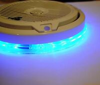 Led Rgb Speaker Subwoofer Ring 10 Jl Marine Audio Mastercraft Pre-drilled