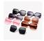 thumbnail 2 - Black Oversized Sunglasses Women Men 2019 Retro Big Square Sun Glasses Brand UV