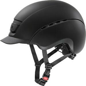 Uvex ELEXXION PLUS Riding Helmet Adjust Hat Kite & VG1 Max Safety Lightweight
