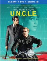The Man From U.N.C.L.E. (Blu-ray, 2015) SKU 651
