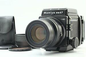 Top-Nuovo-di-zecca-Mamiya-RB67-Pro-SD-K-L-KL-90mm-f3-5-L-120-Film-Retro-DAL-GIAPPONE-402