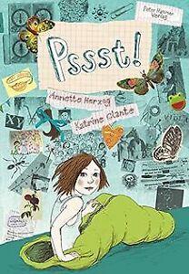 Pssst-von-Annette-Herzog-Buch-Zustand-gut