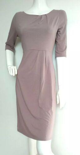 New Knee Dress Elbow Sleeve brand Shift Designer Lk Length Bennett 14 Size tg00q8