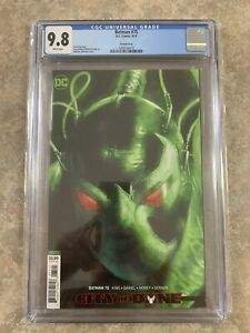Batman-75-Dell-otto-Variant-CGC-9-8-Bane-DC-Comics-Dell-Otto