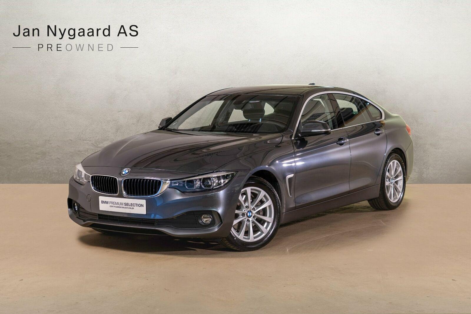 BMW 420d 2,0 Gran Coupé aut. 5d