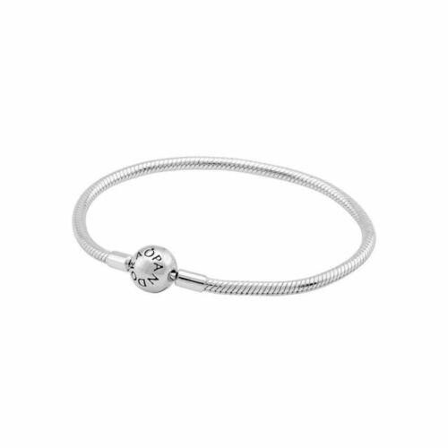 Argent Sterling 925 ~ 6.75 To 7.5 in Longueur ~ Cross Bracelet environ 19.05 cm