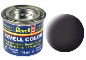 Revell-teerschwarz-Matt-ral-9021-14-ml-Dose