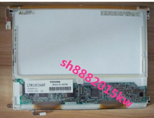 "TOSHIBA 10.4/""640*480 TFT LCD PANEL LTM10C348F 60 days warranty  j0411"