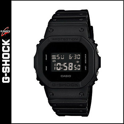 New!! CASIO G-SHOCK Solid Colors DW-5600BB-1JF Men's Watch Black from Japan