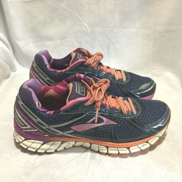 8165fc57b17 BROOKS GTS-15 ADRENALINE RUNNING SHOES   MULTI COLOR ( SIZE 9.5 ) WOMEN S