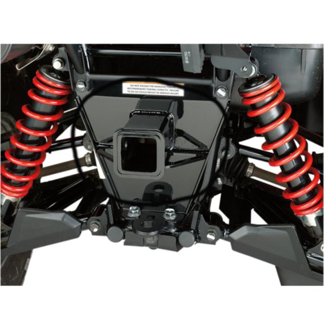 "Moose Utility Rear 2/"" Receiver Hitch Kawasaki 650//750 Brute Force 4x4 i 05-17"
