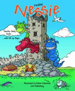 Finding-Nessie-by-Graeme-Wallace-NEW-Book-FREE-amp-FAST-Delivery-Hardcover