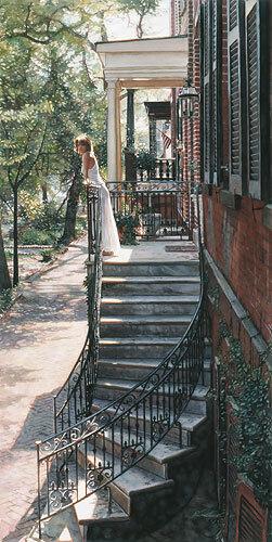 "/""A New Beginning/"" Steve Hanks Limited Edition Fine Art Giclee Print"