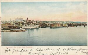 ALBANY-NY-On-the-Hudson-udb-1906
