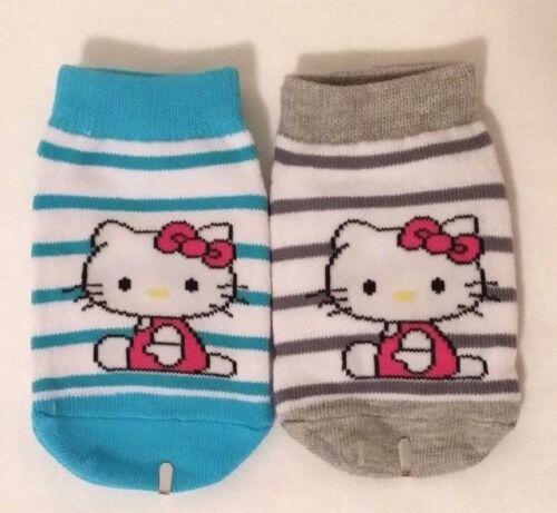 Baby kids girl Hello Kitty design socks 2 Pack