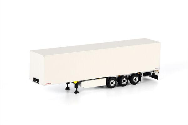 WSI 03-1072 Schmitz Cargobull Box Trailer (3 Axle) Scale 1 50