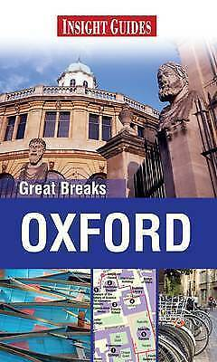 Very Good Michael Macaroon, Insight Guides: Great Breaks Oxford (Insight Great B