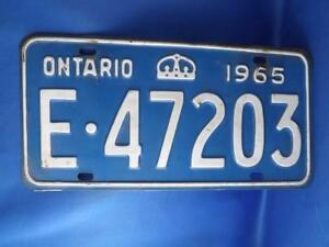 Man Cave Stores In Ontario : Ontario license plate canada e vintage man cave car